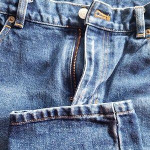 Ralph Lauren Jeans - Ralph Lauren High Rise Straight Leg Jeans